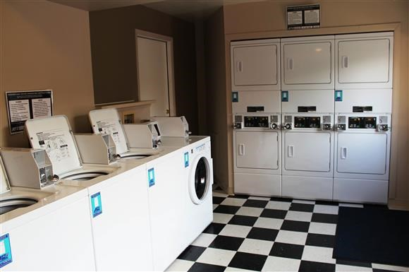 Laundry Center at Windsor Park Apartments