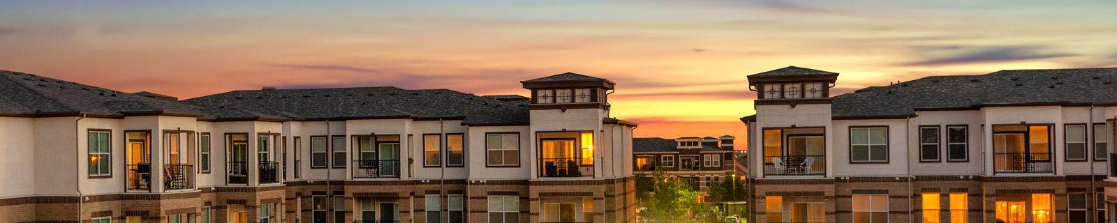 Elegant Exterior View at The Mansions McKinney, McKinney, 75070