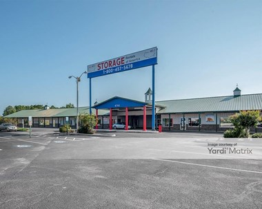Storage Units for Rent available at 4761 Highway 501, Myrtle Beach, SC 29579 Photo Gallery 1