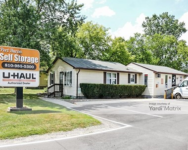 Storage Units for Rent available at 1900 Yeager Street, Port Huron, MI 48060 Photo Gallery 1