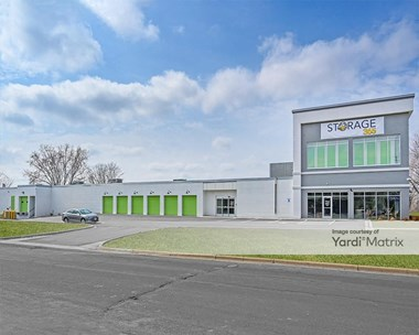 Storage Units for Rent available at 8121 10Th Avenue North, Golden Valley, MN 55427 Photo Gallery 1