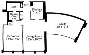 cleveland apartment floorplan 8