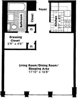 cleveland apartment floorplan 2