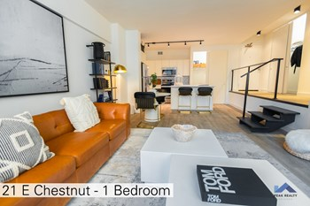 21 E. Chestnut St. Studio-1 Bed Apartment for Rent Photo Gallery 1