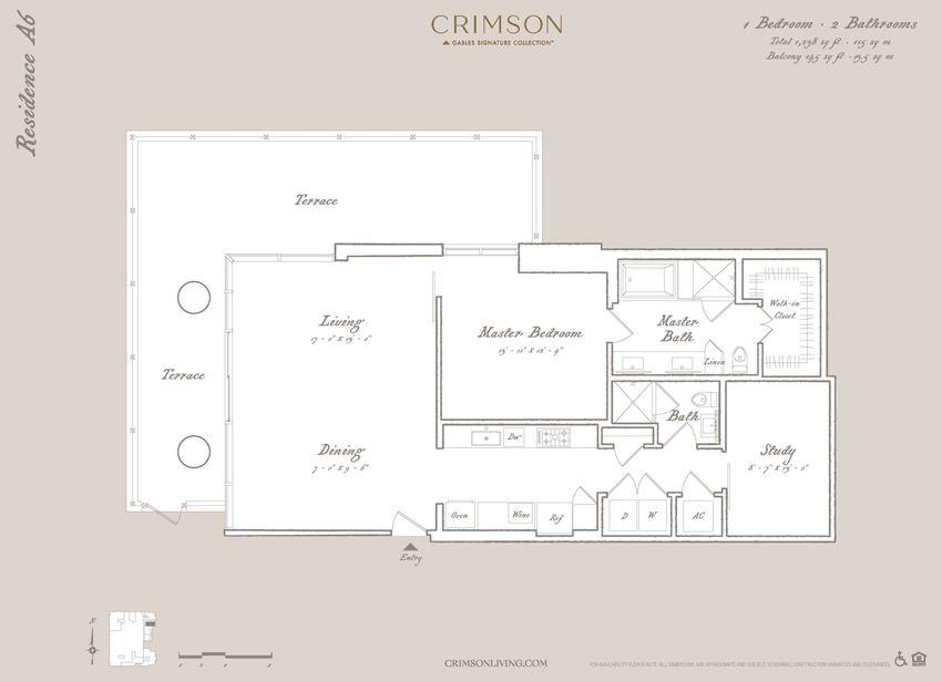 ResidenceA6Crimson