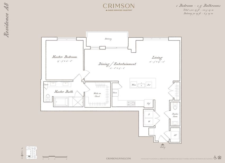 ResidenceA8Crimson