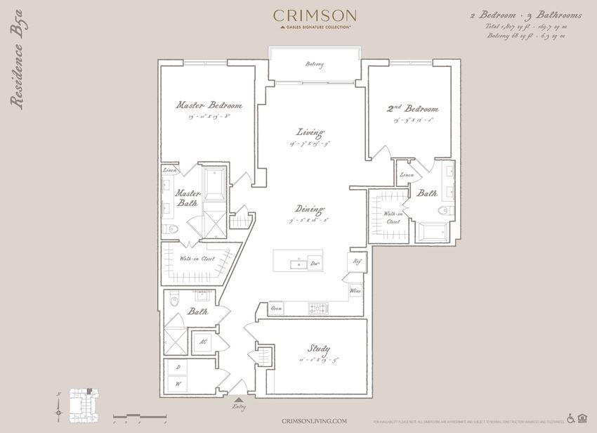 ResidenceB5ACrimson