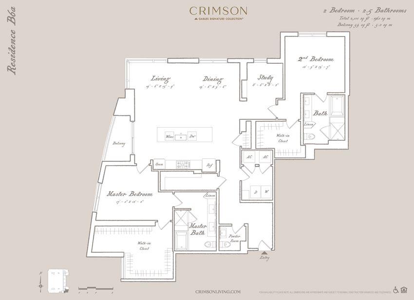 ResidenceB6ACrimson