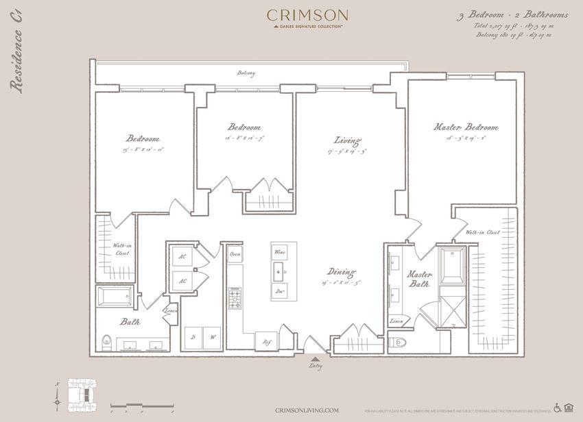 ResidenceC1Crimson
