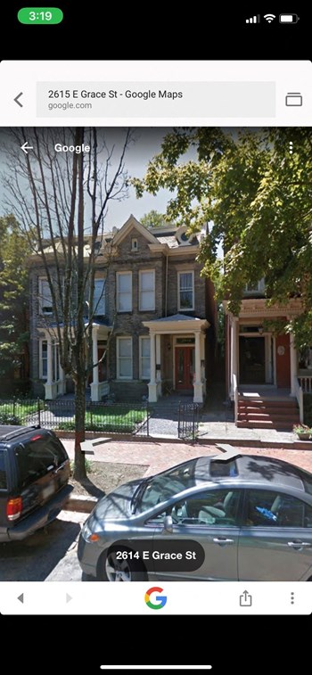 2615 East Grace Street 2 Beds Apartment for Rent Photo Gallery 1
