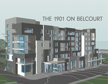 The 1901 Belcourt Studio Apartment for Rent Photo Gallery 1