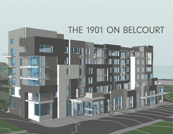 The 1901 Belcourt Studio-2 Beds Apartment for Rent Photo Gallery 1