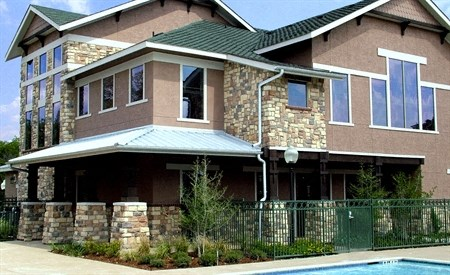 The Mondello Apartments Building Exterior and Pool Area