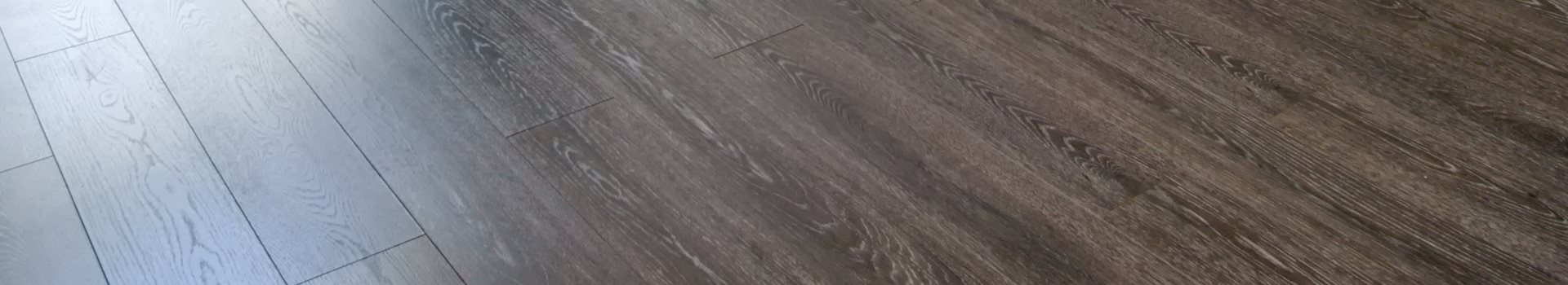 dark brown wood floor planks