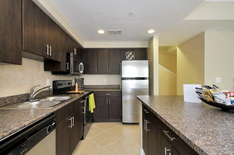 Spacious Kitchen at Horizon at Miramar, Florida, 33025