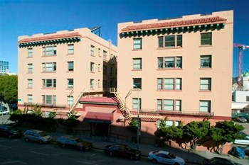 184-13th St. (La Peralta Apartments) Studio-2 Beds Apartment for Rent Photo Gallery 1