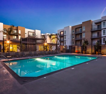 14500 Sherman Circle 1-3 Beds Apartment for Rent Photo Gallery 1