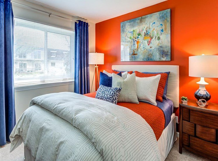 Spacious Bedroom at Orion ParkView, Mount Prospect, Illinois