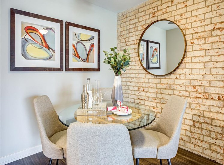 Dining Area at Orion ParkView, Mount Prospect, IL, 60056