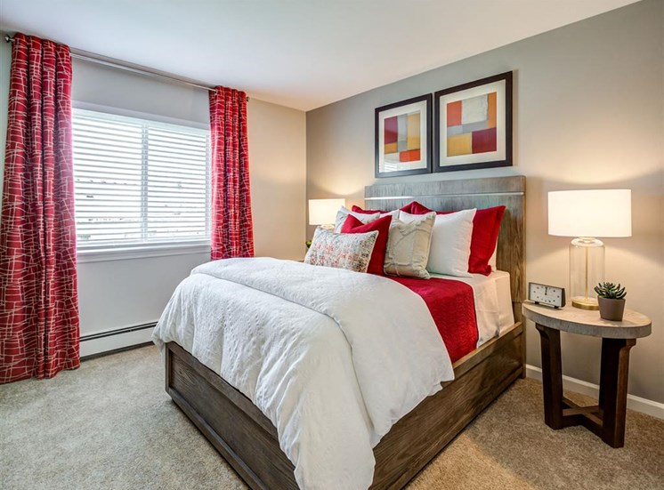 Cozy Bedroom  at Orion ParkView, Mount Prospect, IL