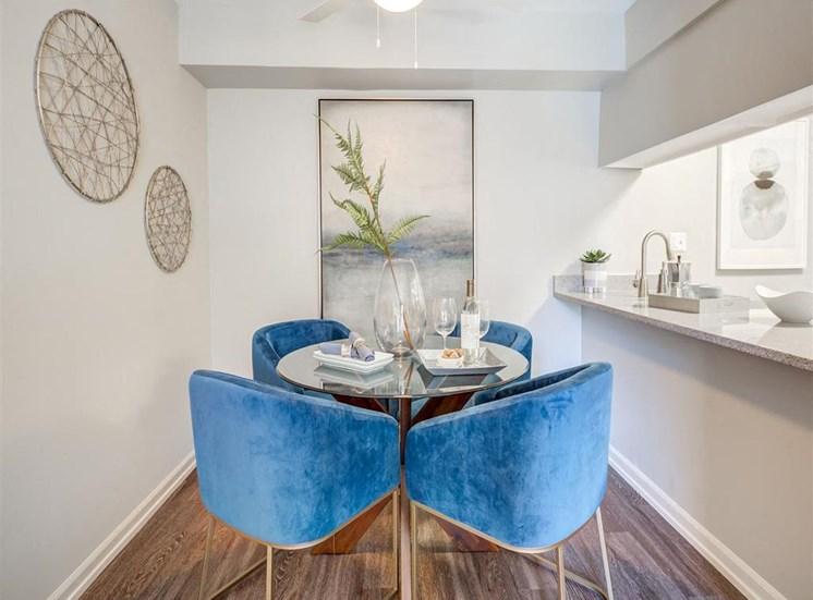 Elegant Dining Room at Orion Prospect, Mount Prospect, IL, 60056