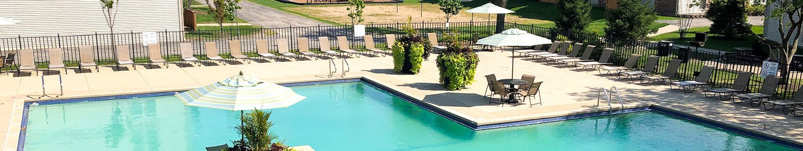 Crystal Clear Swimming Pool Orion Prospect