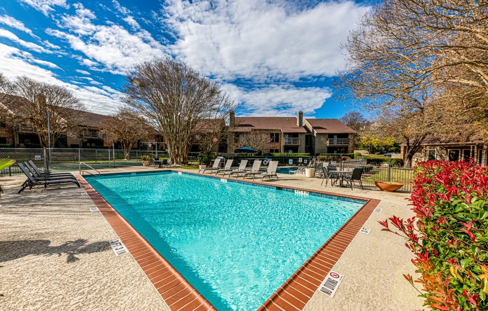 pool amenity in austin texas apartments