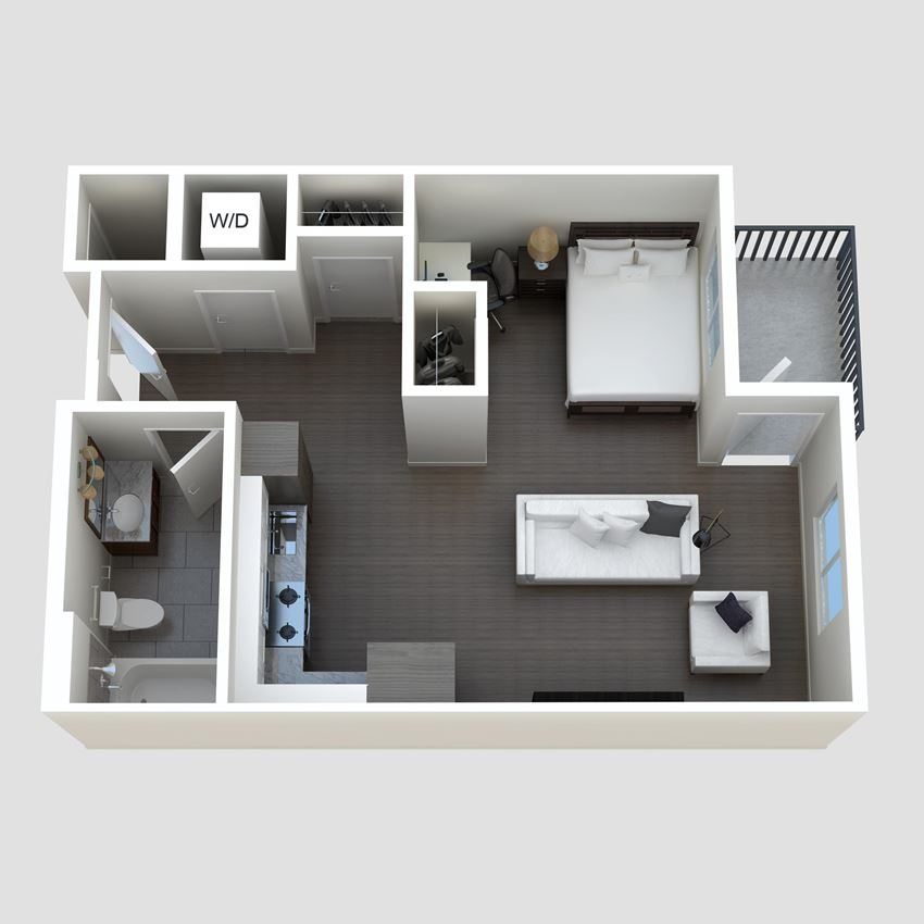 The Minimalist - Studio