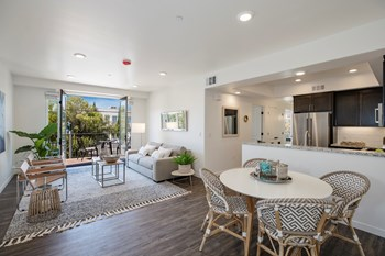 1330 Chapala St. Studio Apartment for Rent Photo Gallery 1