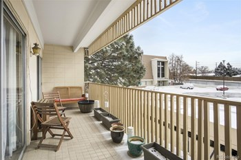8060 E Girard Ave. #320 2 Beds Condo for Rent Photo Gallery 1