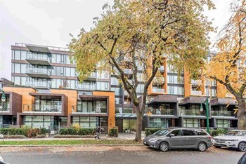 707 - 8488 Cornish St. 1 Bed Apartment for Rent Photo Gallery 1