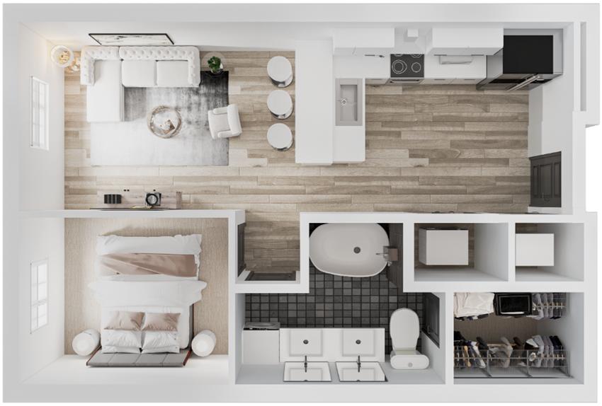 A1.1 Floorplan Layout
