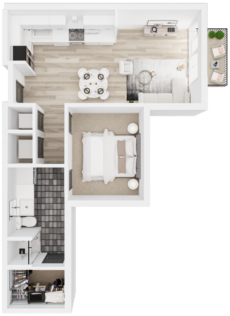 A3 Floorplan Layout