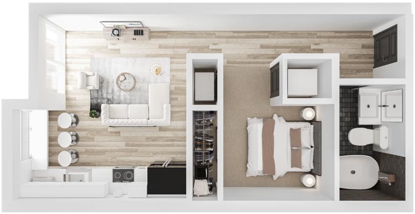 S1 Floorplan Layout
