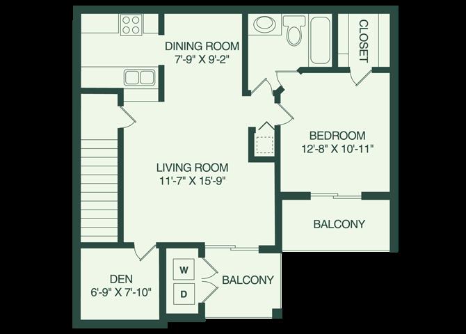 The Orlando A4 Floor Plan 4