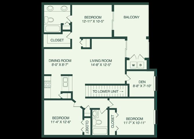 The West Palm C4 Floor Plan 10