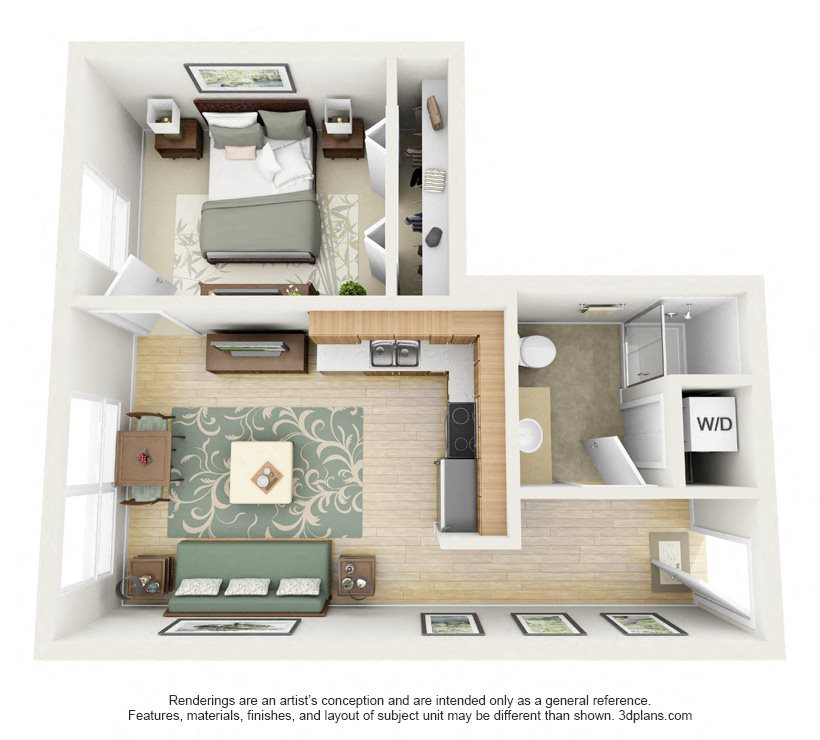 Baltic Floor Plan 3
