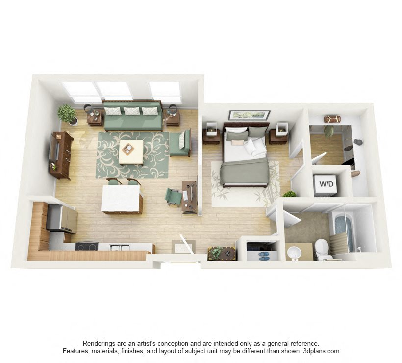 Brewster Floor Plan 2