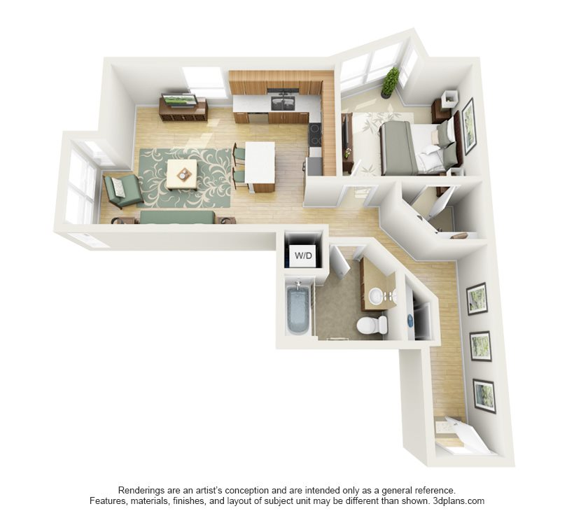 Bristol Floor Plan 4