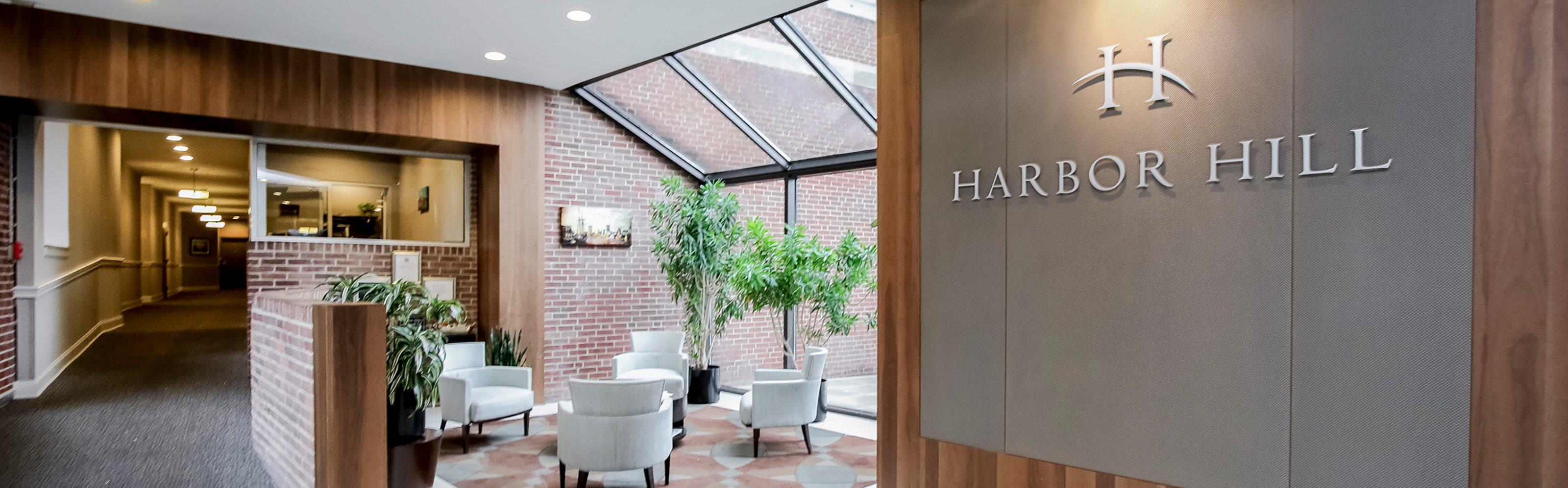 Harbor Hill Apartments interior