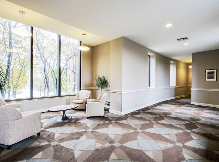 Harbor Hill Apartments lobby