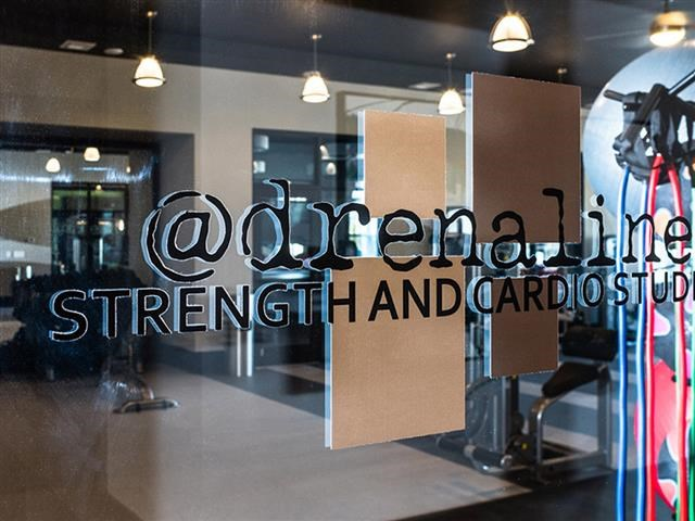 Fitness Center Strength and Conditioning Equipment at Abberly Square Apartment Homes, Waldorf, MD