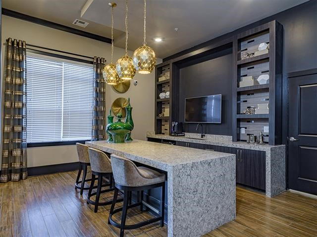Entertaining Dining Room at Abberly Square Apartment Homes, Maryland, 20601
