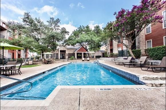 Ashley Oaks Apartments 48 Henderson Pass San Antonio TX RENTCafé Impressive 1 Bedroom Apartments San Antonio Tx Remodelling