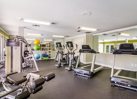 St Johns Plantation fitness center