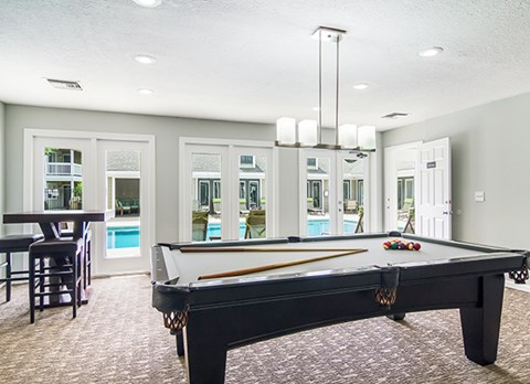 St Johns Plantation game room