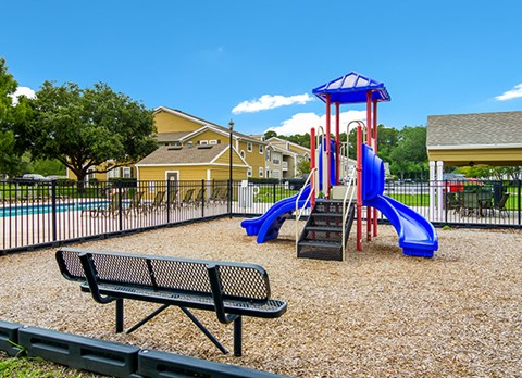 St Johns Plantation playground