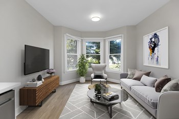 1450 Golden Gate Avenue Studio-2 Beds Apartment for Rent Photo Gallery 1
