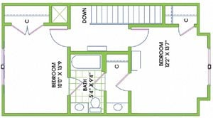 Greenlaw 2 Bedroom Flat