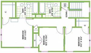 Greenlaw 3 Bedroom Townhouse